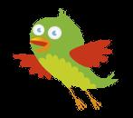 lille fugl